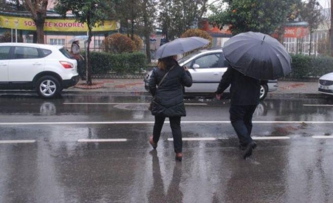 Şanlıurfa'da Hava Durumu 17.04.2017