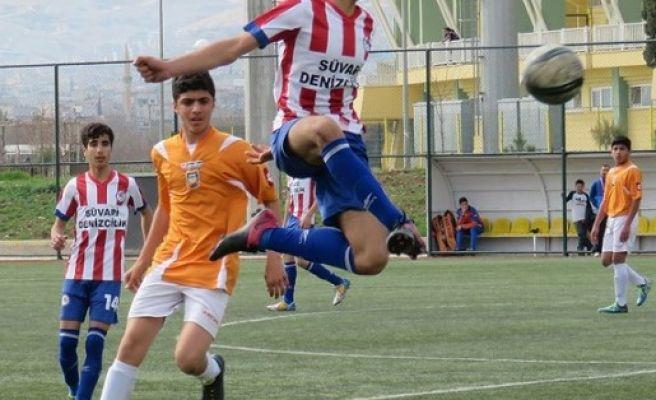 U-13 Liginde Zirve Edessa 7 Yıldız'ın