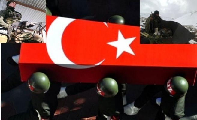 Çatışmada Yaralanan Asker Hastanede Şehit Oldu