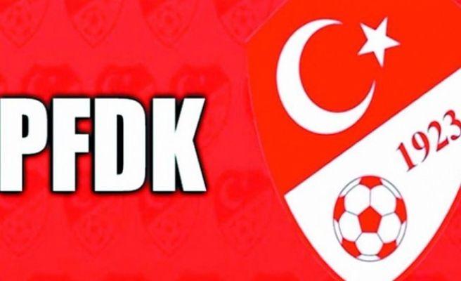 PFDK'dan Gaziantepspor'a Para Cezası