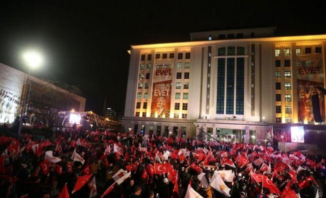 AK Parti Kongreye Mi Gidiyor?