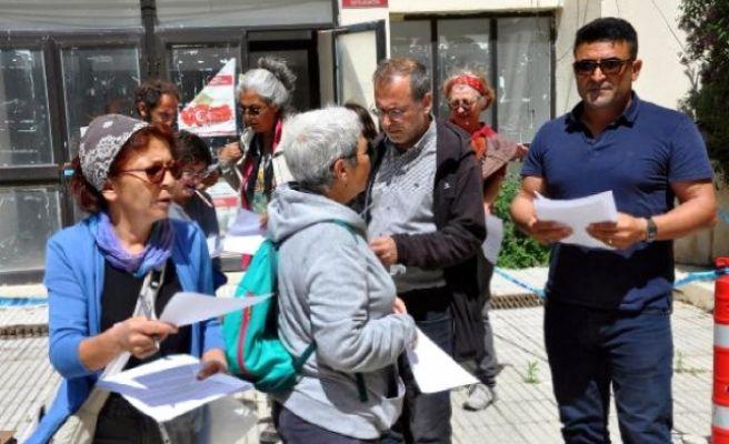 Kendileri Datça'da Oyları Şanlıurfa'da İddiası