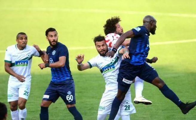 Adana Demirspor Galibiyeti Koruyamadı