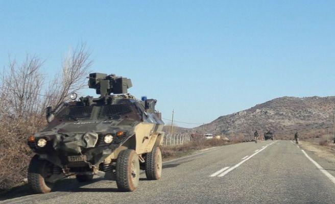 Diyarbakır Kulp'ta 7 Köyde Sokağa Çıkma Yasağı İlan Edildi