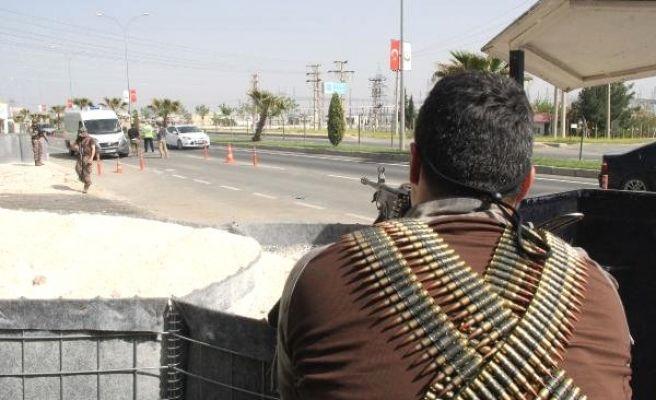Şanlıurfa'da Yoğun Güvenlik Önlemleri