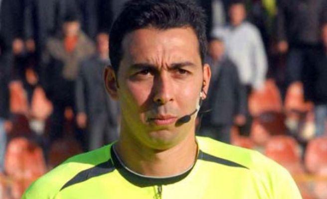 Altınordu Ş.Urfaspor Maçını Yılmaz Yönetecek