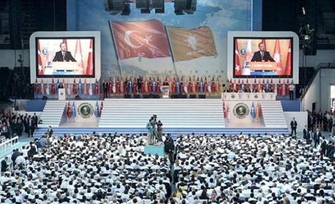 AK Parti Olağanüstü Kongresi 21 Mayıs'ta!