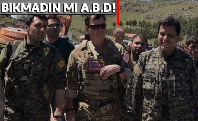 Türkiye Sınırına 30 Terörist Kampı Kuruldu