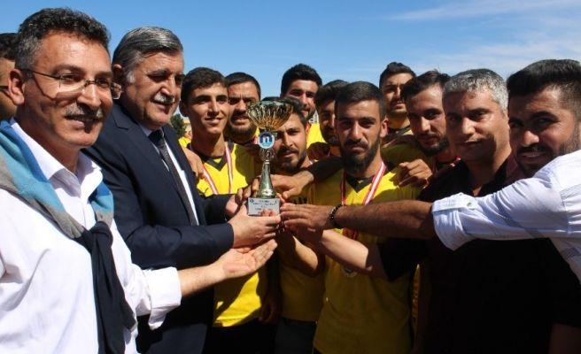 Harran Üniversitesi 25.Yıl Futbol Turnuvası Sona Erdi