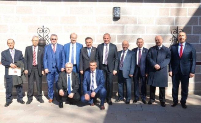 Başkanlar Şanlıurfa'da Toplanıyor