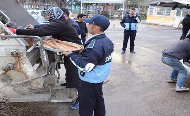 Siverek Belediyesi Baklavacıları Denetledi