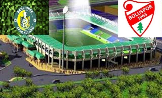 Şanlıurfaspor- Boluspor Maçının Kanalı Belli Oldu