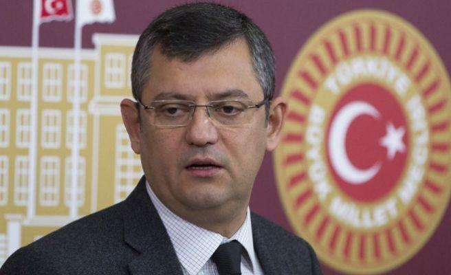 CHP'den Gül'ün Açıklamalarına İlk Tepki