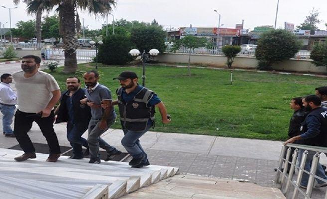 Şanlıurfa'da Uyuşturucu Operasyonu 14 Kişi Tutuklandı