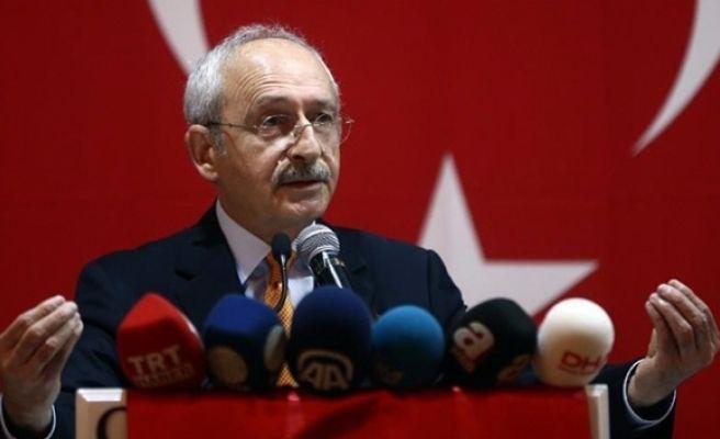 CHP Genel Başkanı Kemal Kılıçdaroğlu İstifa Ediyor