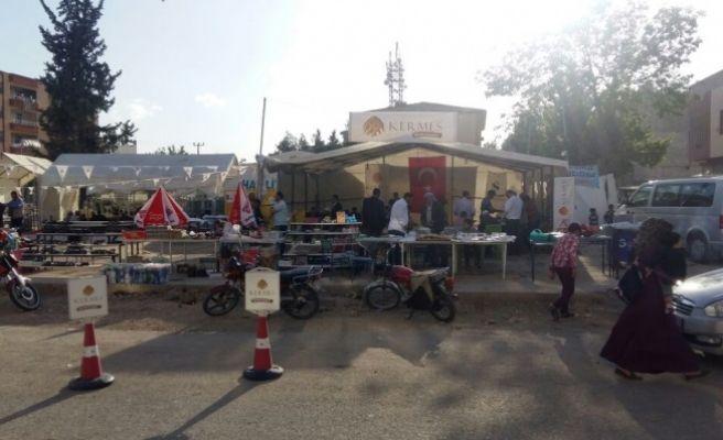 Akçakale'de Kermes
