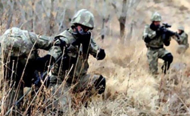 Askeri Birliğe Saldırı