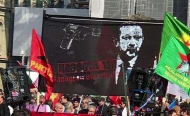 Dışişleri'nden İsviçre'deki 'Erdoğan'ı Öldür' Pankartına Yönelik Kararına Sert Tepki