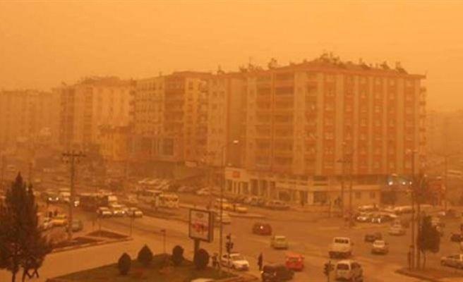 Meteoroloji'den 4 İl İçin Çöllerden Gelecek Tozlara Karşı Uyarı