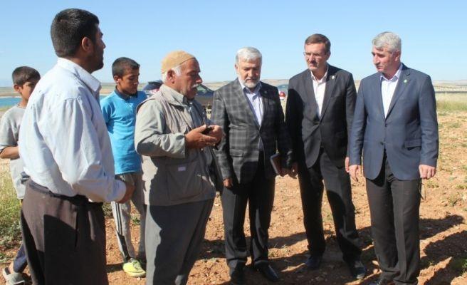 """""""Kurumlar Arasındaki Sorunların Çiftçilere Mal Edilmesi Zulümdür"""""""