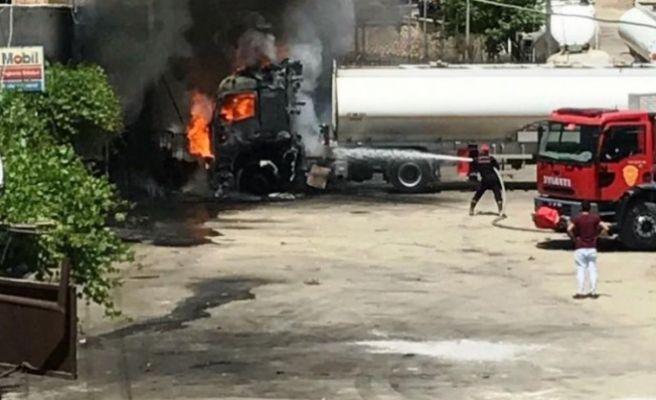Oto Sanayi Sitesinde Patlama: 1'i Ağır 2 Yaralı