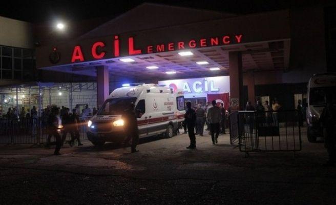 Zırhlı Polis Aracı Kaza Yaptı: 1 Şehit, 1 Yaralı