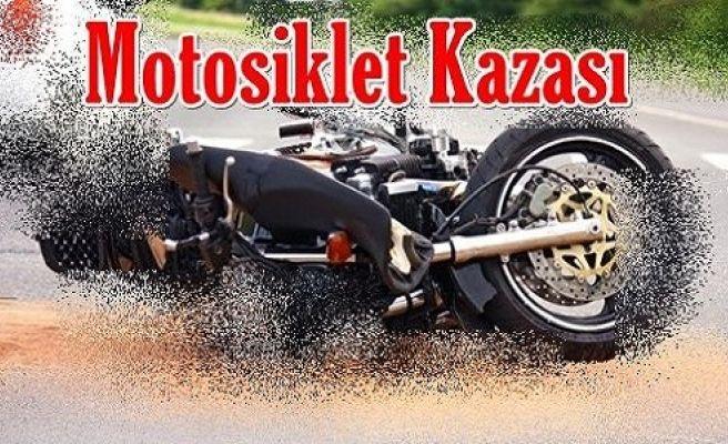 Şanlıurfa'da Motosiklet ile Tır Çarpıştı