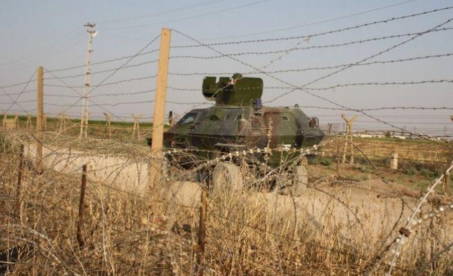 Suriye Sınırında Güvenlik Önlemleri