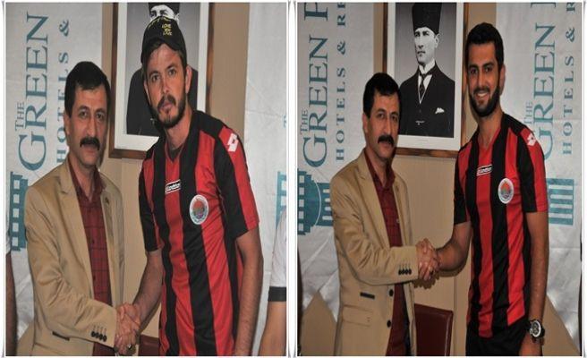 Karaköprü Belediyespor'aBomba Transfer