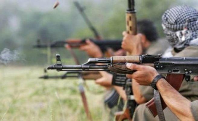 PKK'lı Teröristlerden Tunceli'de Jandarma Karakoluna Saldırı