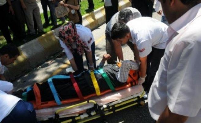 Şanlıurfa'da İş Kazası: 2 Yaralı