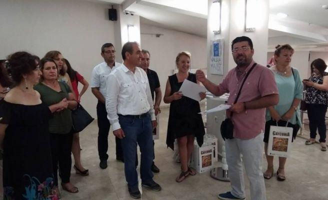 Çaycuma Belediyesi 1. Ulusal Sanat Çalıştayı