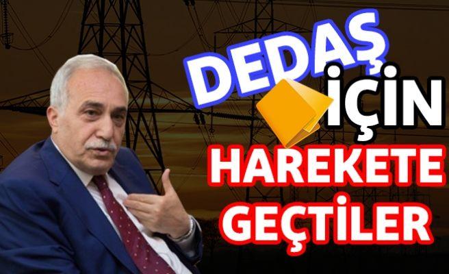 Fakıbaba'dan Başbakanlığa DEDAŞ Raporu!
