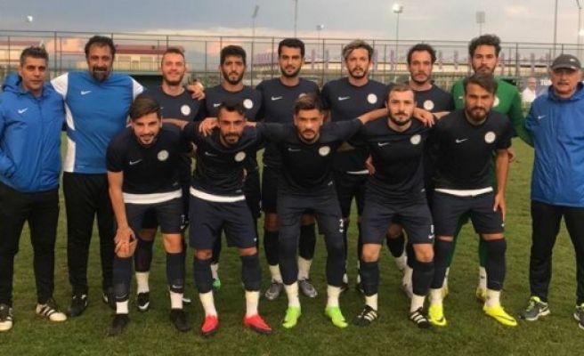 Karaköprü Belediyespor'un Hazırlık Maç Karnesi Pekiyi