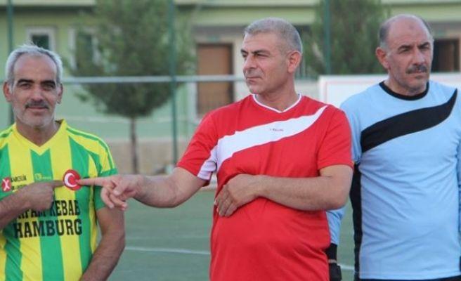 35 Yaş Üstü Futbol Turnuvası Başlıyor