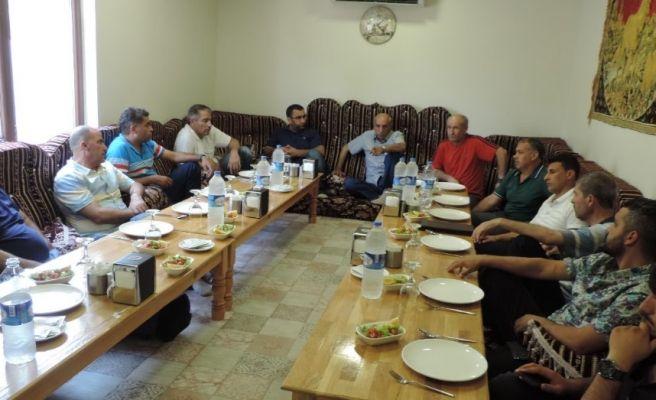 ASKF'den İstişare Toplantısı