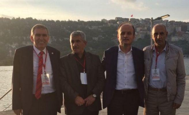 ASKF Yönetimi Ankara'da