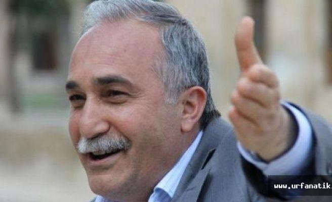 Bakan Fakıbaba Şanlıurfa'ya Geliyor!