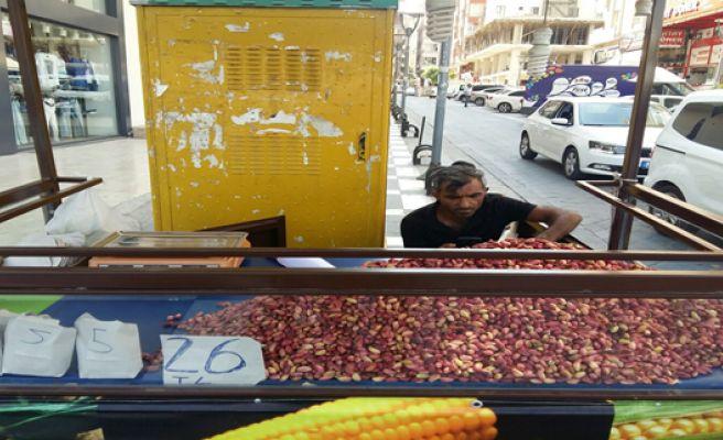 Şanlıurfa'da Fıstık Fiyatları 2 Katına Çıktı