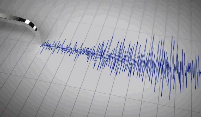 Akdeniz'de 4.4 Deprem