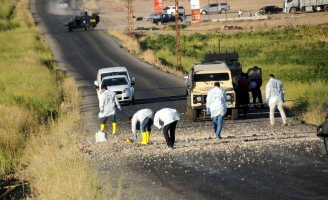Diyarbakır'da PKK'nın Tuzakladığı El Yapımı Patlayıcı İnfilak Etti
