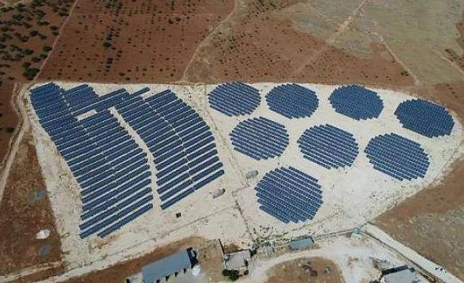 Şanlıurfa'da Güneşten Elektrik Üretilecek