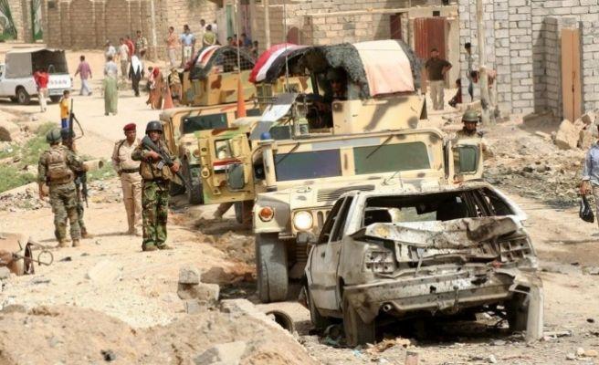 Irak Ordusu Telafer'de İlerliyor!