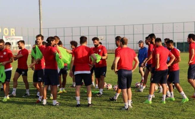 Karaköprüspor Kupa Maçına hazır