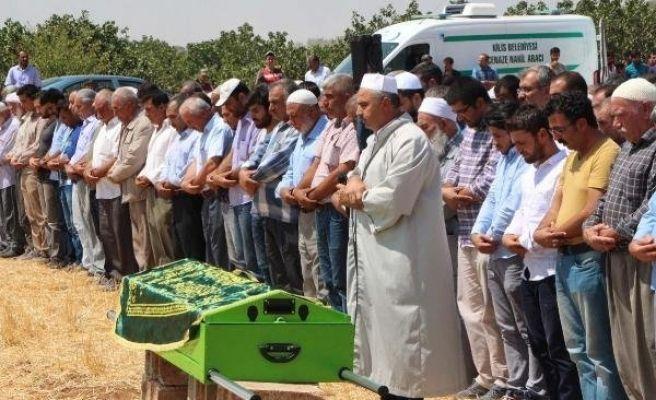 Şanlıurfa Suriye Sınırında Ölen Mühendis Toprağa Verildi