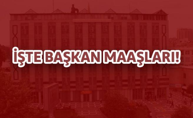 Şanlıurfa'nın Belediye Başkanları Ne Kadar Maaş Alıyor?