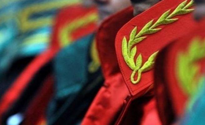 Askeri Hakimler HSK'ca Sivil Mahkemelere Atanabilecek