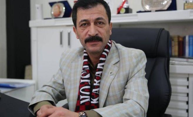 Başkan Kudat'tan Tribün Açıklaması