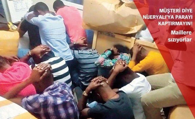 Nijeryalılar Çetesi 100 Milyon TL'lik Dolandırıcılık Yaptı
