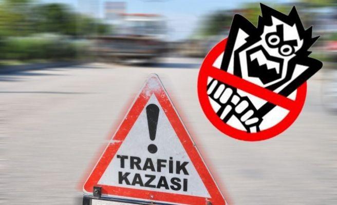 Siverek Yolunda Trafik Kazası: 1 Ölü, 3 Yaralı